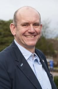 Photograph of Mat Roberts