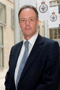 Richard McCarthy, DIO Chief Executive (Crown Copyright)