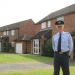 Air Commodore Ian Tolfts – Head of Service Delivery Accommodation. (Crown Copyright / MOD2014)