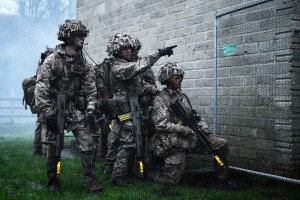 Salisbury Plain will see more soldiers joining those already based there or who train there.