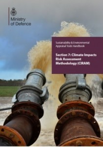 The Climate Impact Flood Assessment section of the SEAT Handbook. [Crown Copyright]
