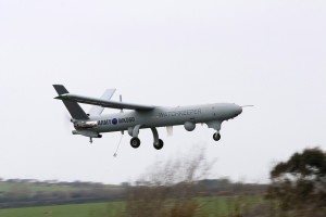 Watchkeeper Remotely Piloted Air System (RPAS) on Salisbury Plain [Crown Copyright]