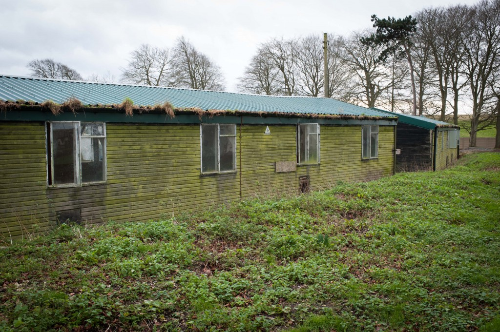 The current facilities at New Zealand Farm are in need of replacing.