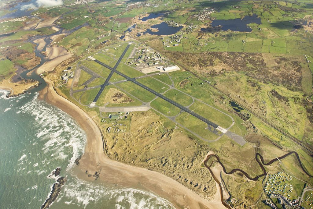 RAF Valley [Crown Copyright/MOD2014]