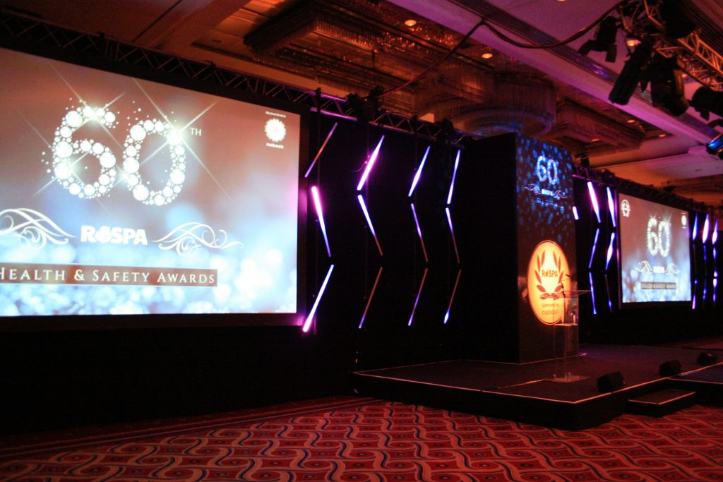 The Awards were held at the Hilton Metropole Hotel in Birmingham. [Crown Copyright/MOD2016]