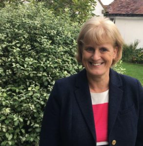 Lucy Bogue, DIO Chief of Staff [Crown Copyright, MOD 2018]