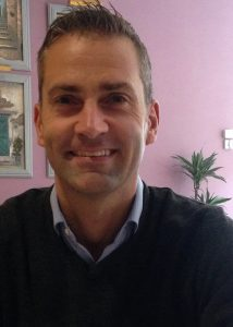 Stuart Ellington, DIO's Major Projects and Programme team's Overseas Area Project Manager for Cyprus and Gibraltar.