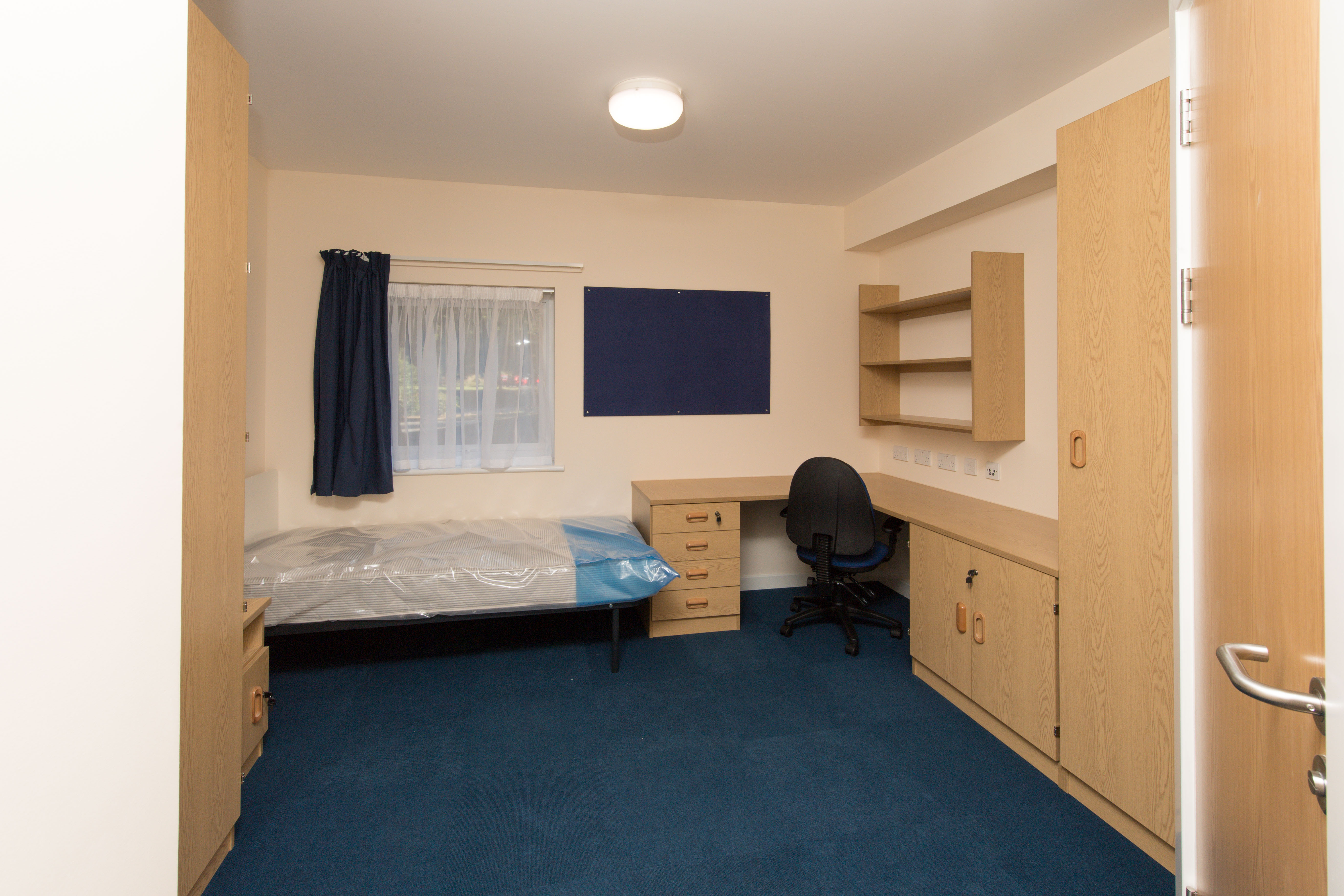 New accommodation for returning troops inside dio for Family room accommodation
